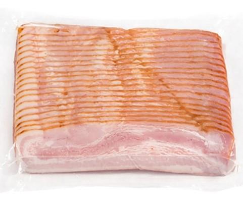 Bacon hostelería lonchas paquete 1 Kg