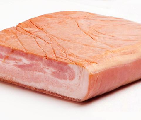 Bacon ahumado molde ½